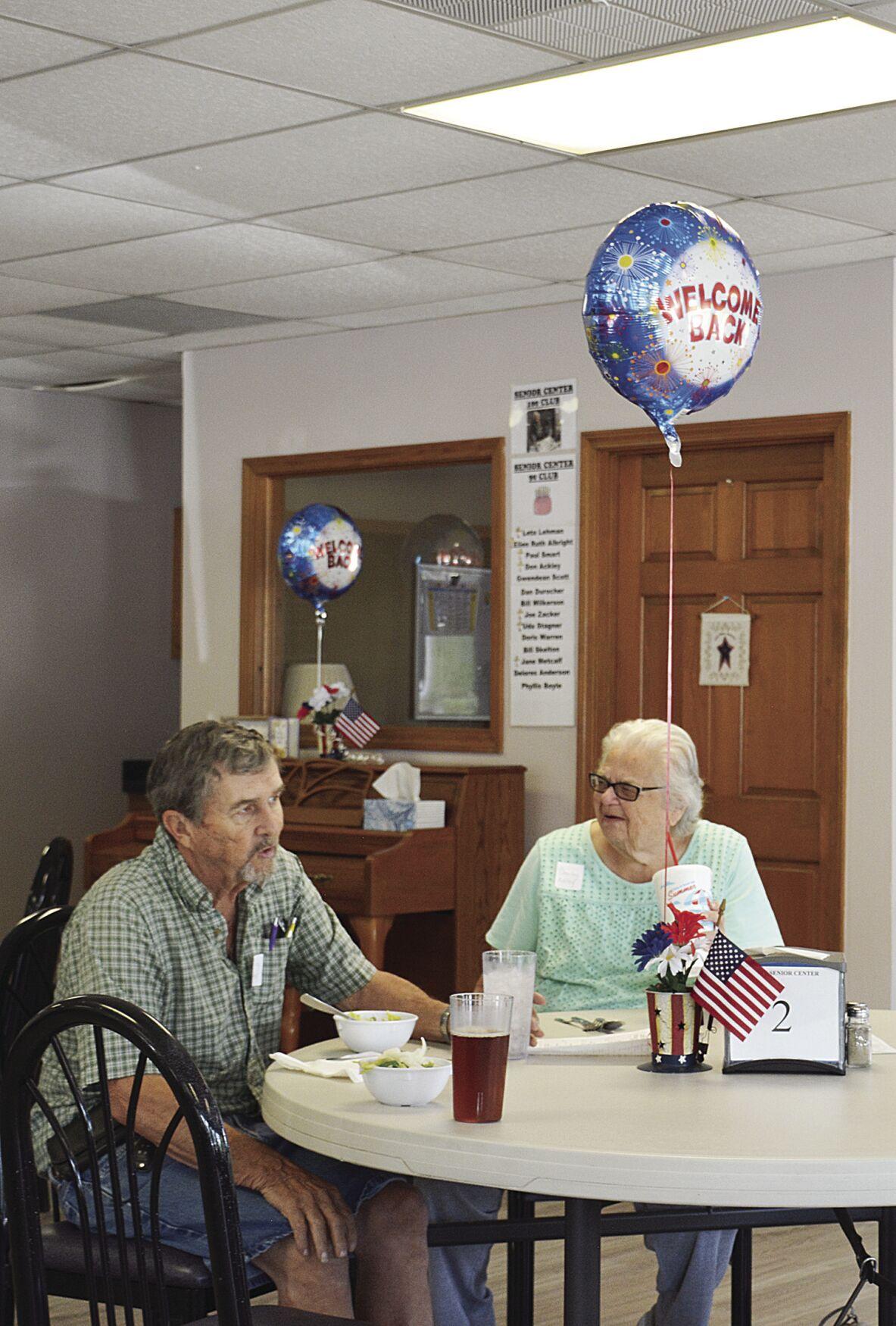 Kearney Senior Center reopens