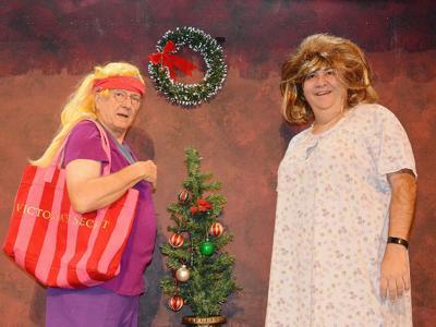 A Tuna Christmas.A Tuna Christmas Zany Comedy Gift Entertainment
