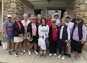 Paradise Pointe Ladies Golf Association end 2021 season