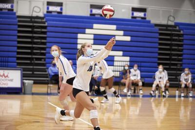Liberty volleyball ends Kearney's 5-game win streak