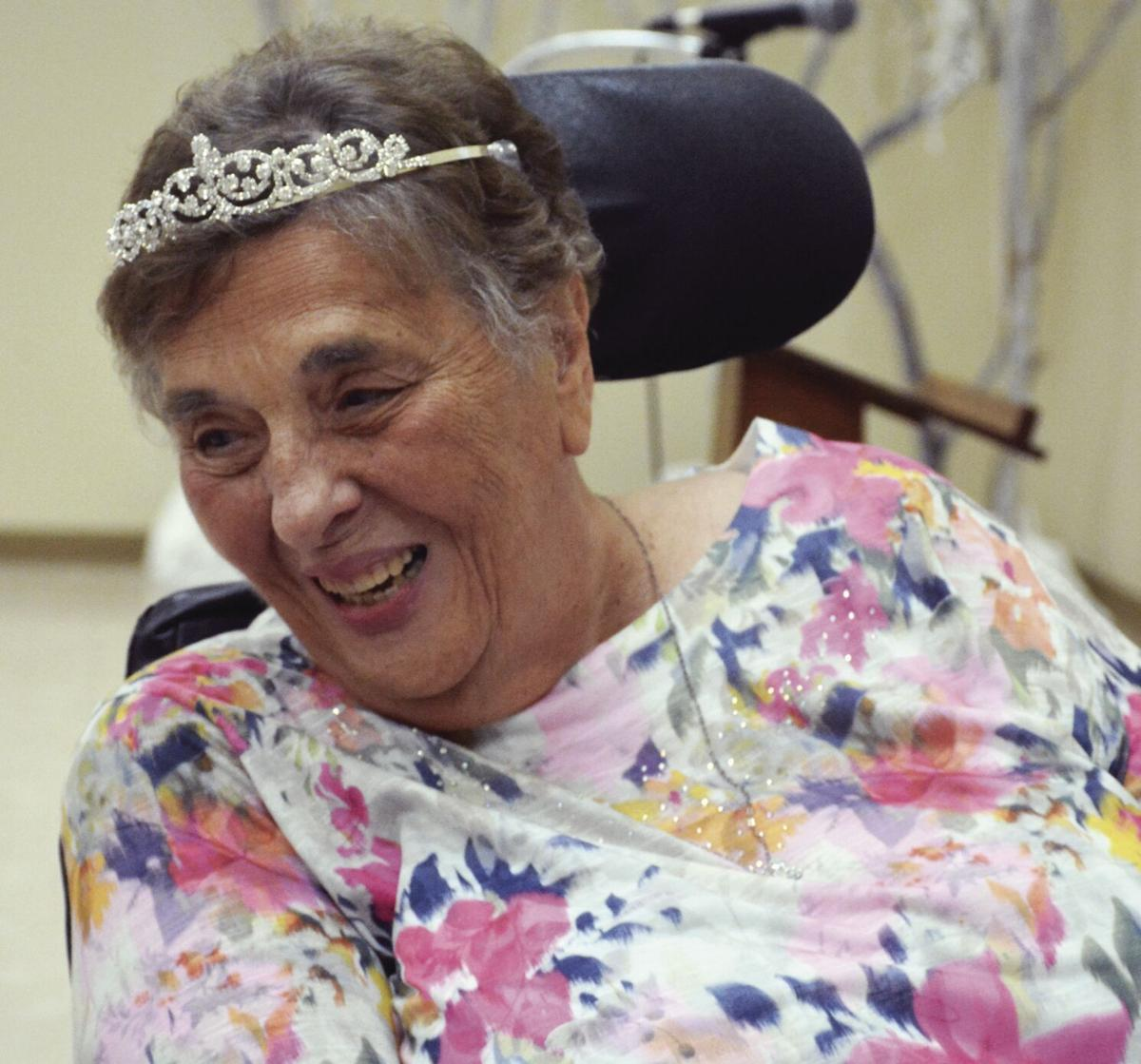 Local nursing home resident named 2nd Runner Up for Ms. Missouri Nursing Home Pageant District 1