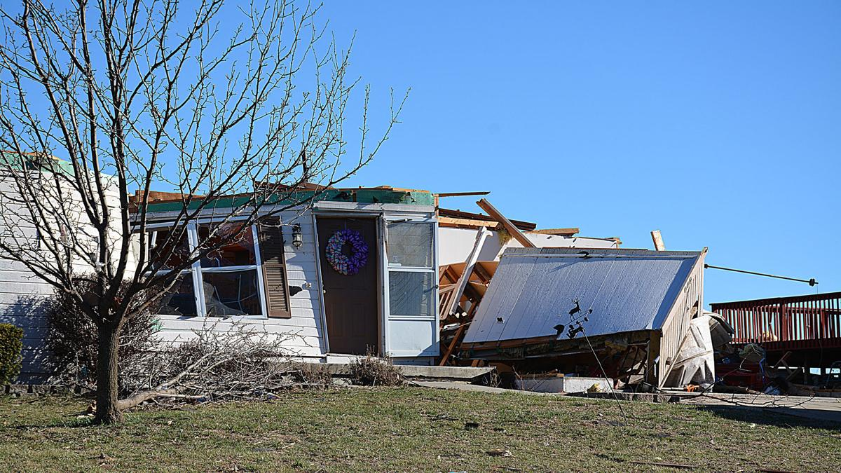 Storms level houses, cause widespread damage in Smithville