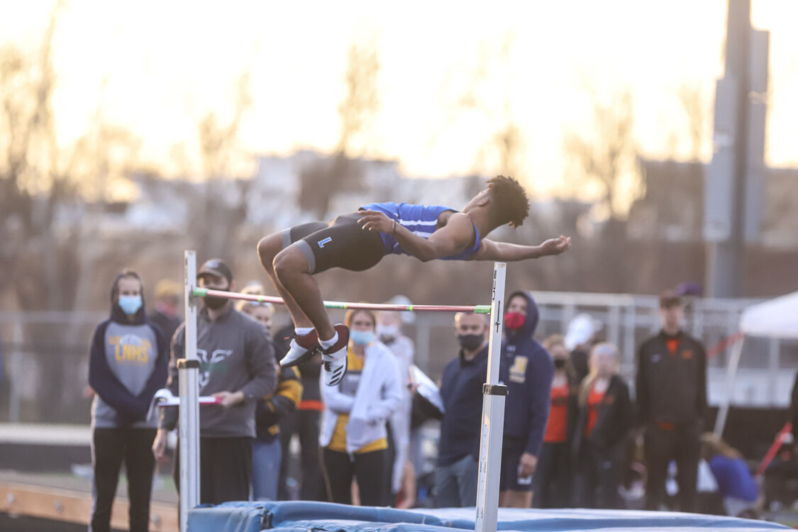 Liberty boys track takes 1st, Eagles teams in top 3 at Ron Ives Invitational