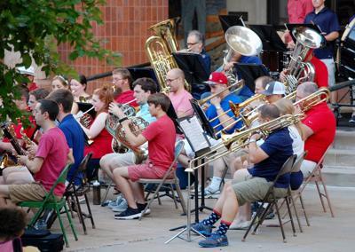 Liberty Summer Band continues June 18