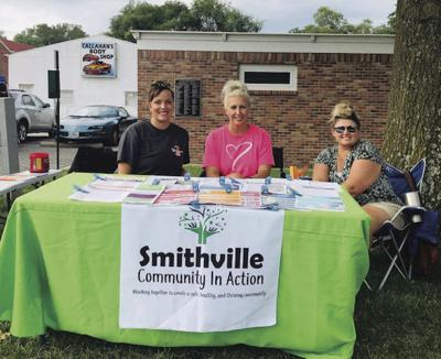 Smithville CIA offers information during farmers market