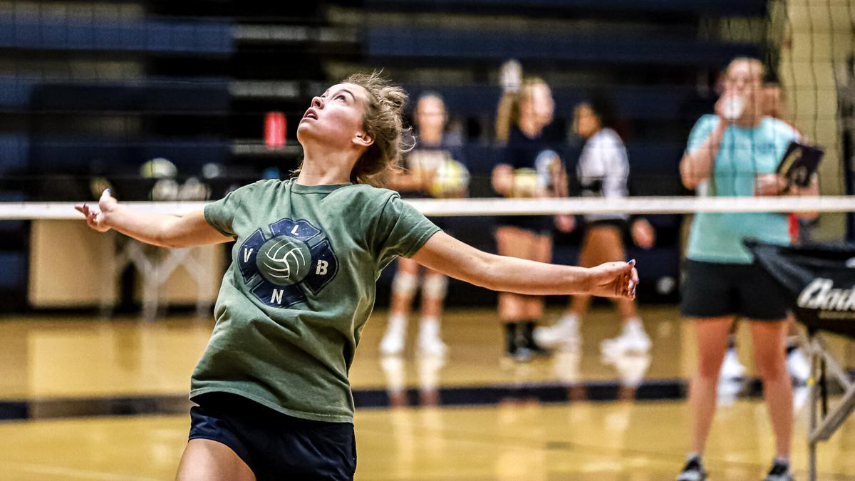 Beagle collects countless accolades, only focused on back-to-back volleyball title for Eagles