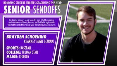 Senior Sendoffs: Brayden Schoening