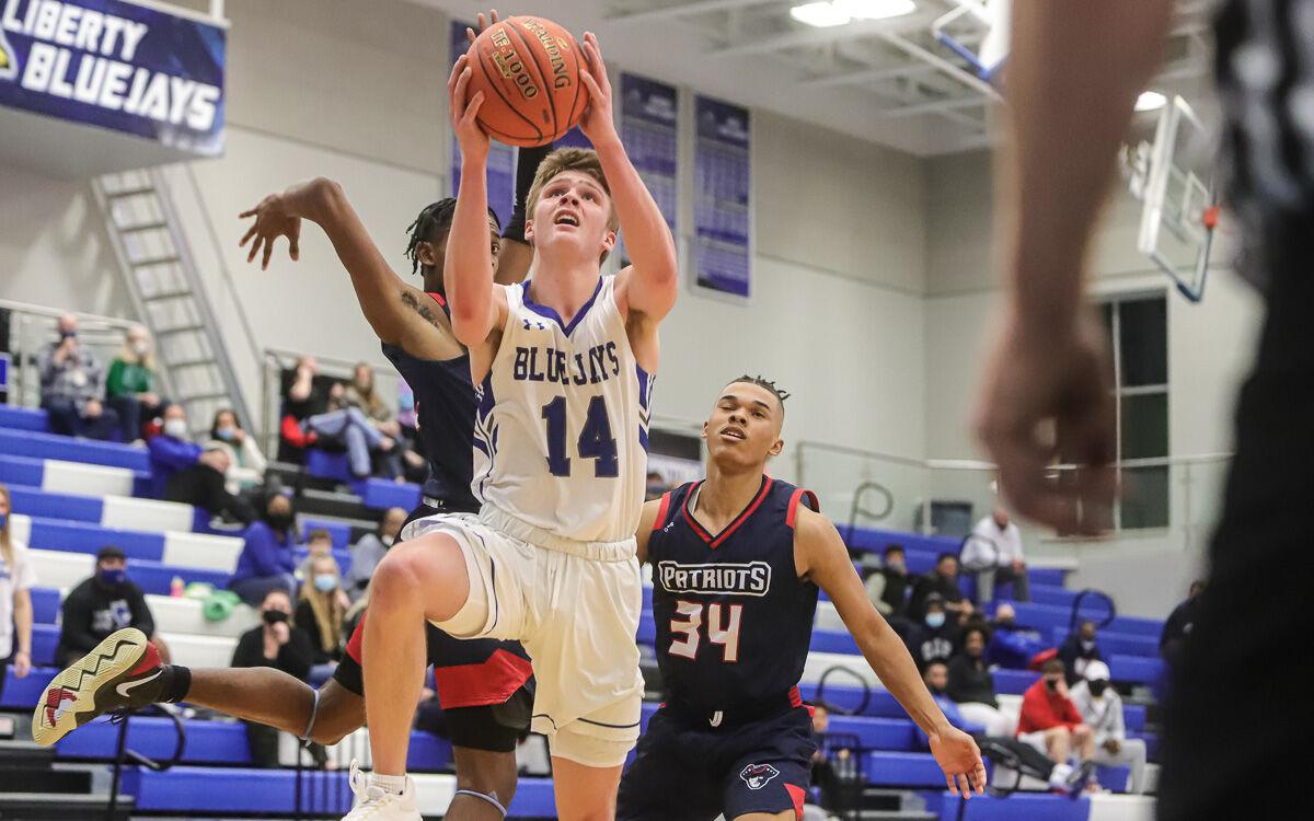 Courier-Tribune 2020-21 All-Area Boys Basketball Team