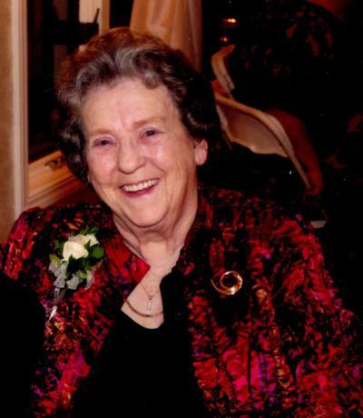 Frances Elizabeth (Pruitt) Hembree