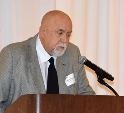 Iconic leader of city, Bill Dane, passes away