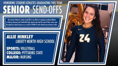 Senior Send-offs: Allie Hinkley, Liberty North