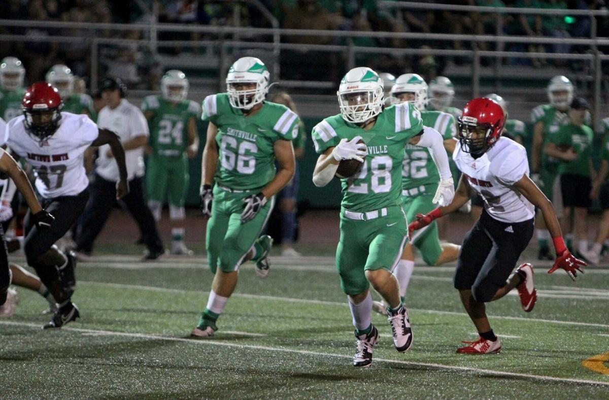 Smithville dominate Raytown South in first half explosion