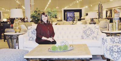 Consultant wears multiple hats at Liberty's Crowley Furniture