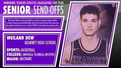 Senior Send-offs: Weiland Dew, Kearney