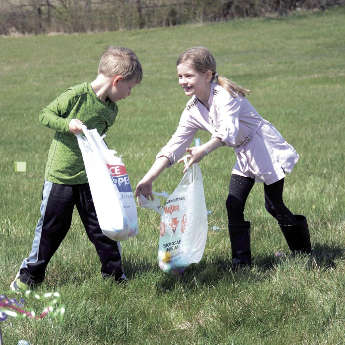 Kearney Easter Egg-sperience