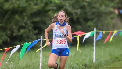 Eagles cross country teams finish 3rd in Mill Valley Invite