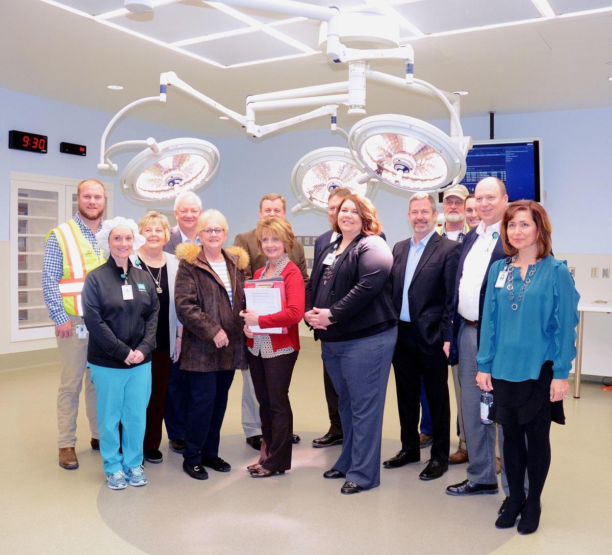 Liberty Hospital gains new operating rooms | Health