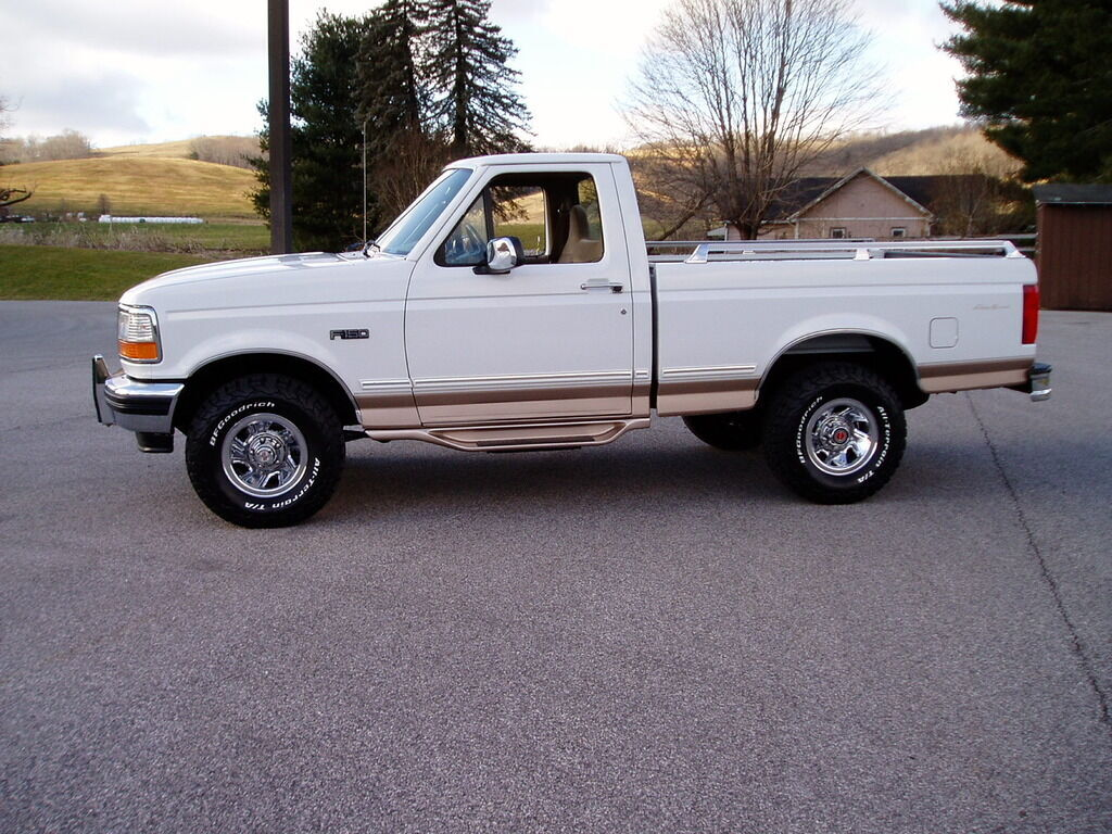 1996 Ford F150 image 1