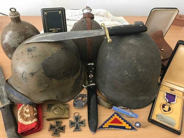 WW2 Civil War Other MILITARY COLLECTIBLES WANTED by Private Collector! image 1