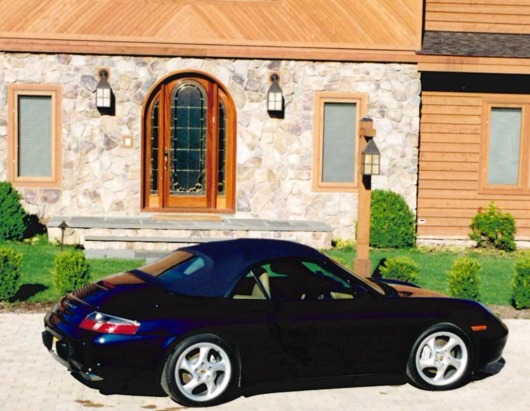 2000 PORSCHE 911 CARRERA 4 CABRIOLET $22,500.