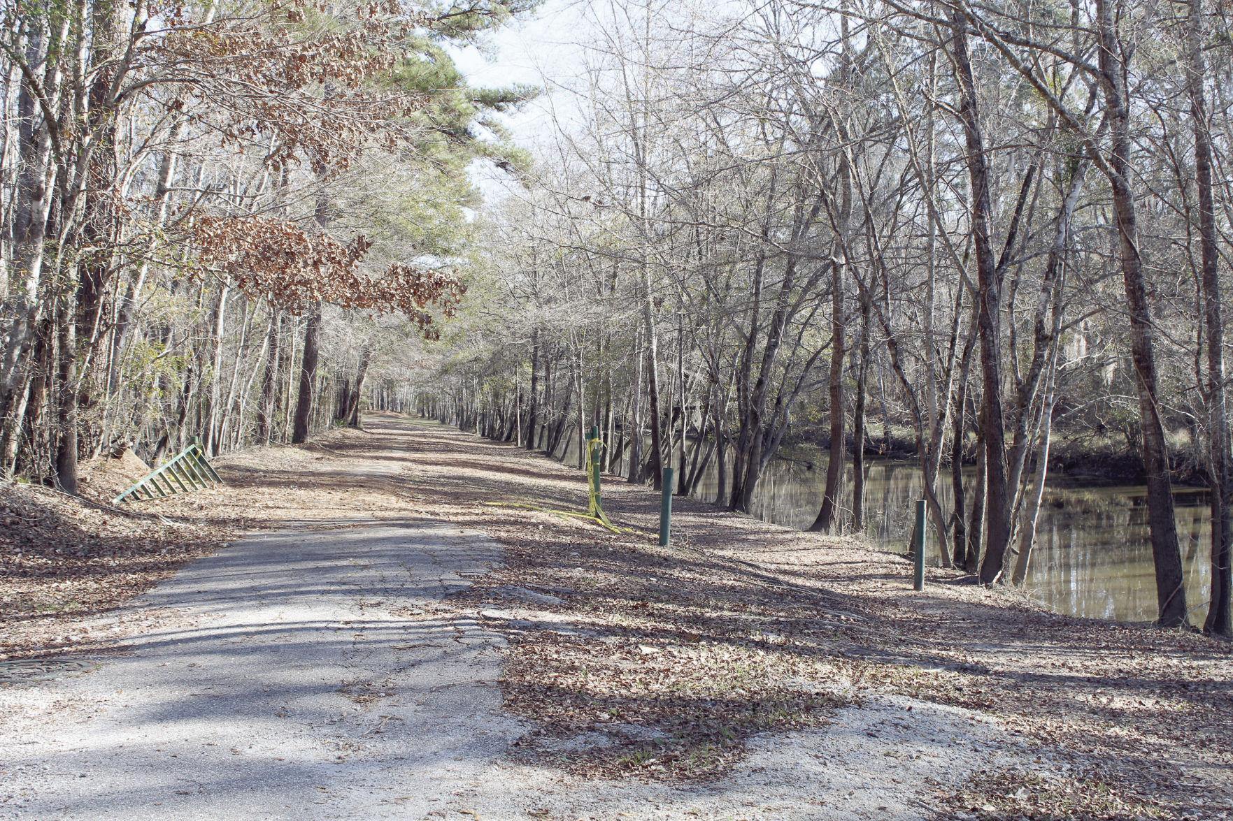 Crabtree Greenway Coastal Carolina University partners with