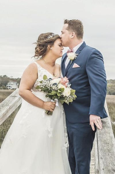 Sasser-Skelly wedding