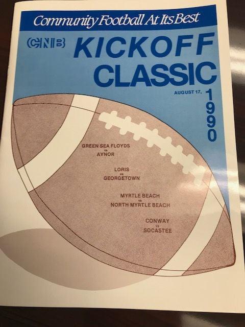 Kickoff Classic program