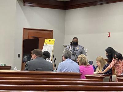 Gary Wayne Bennett retrial