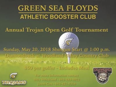 GSF golf tournament