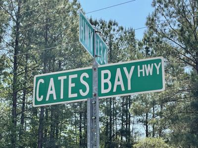 Cates Bay Highway