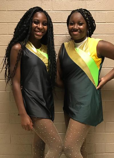 CHS band uniforms