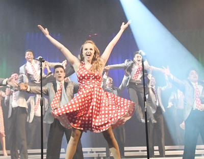 Carolina Forest show  choir