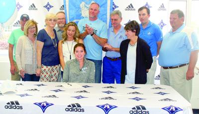 Aynor's Richardson signs with The Citadel