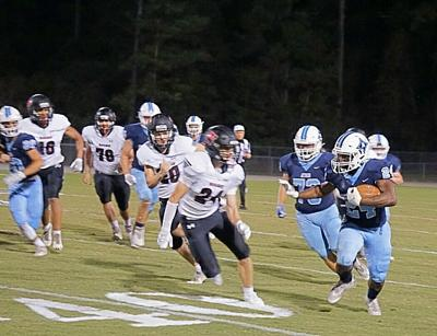 Aynor runs over Waccamaw