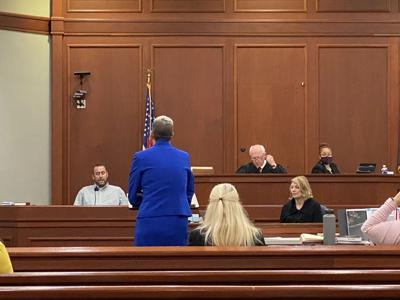 Bennett retrial continues