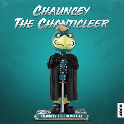 Chauncey bobblehead