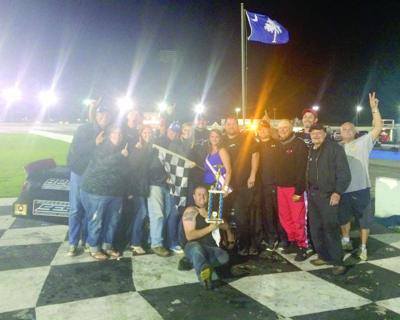 Milliken returns to Victory Lane after a winless season