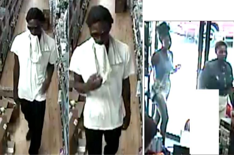 Myrtle beach robber cant open cash register steals hair myrtle beach robbery suspects pmusecretfo Images