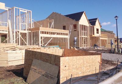 Carolina Forest home construction