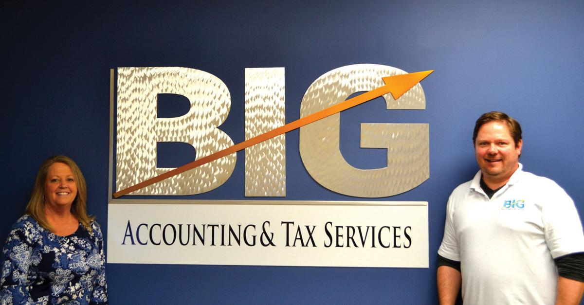 BIG Accounting & Tax Services: Your one-stop shop for small business financial needs