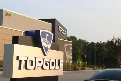 Top Golf for Be Pro Be Proud