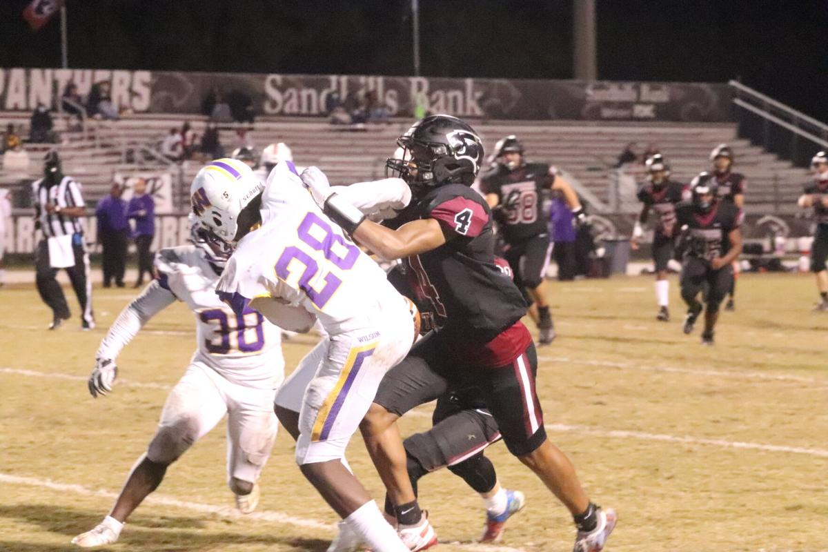 Carolina Forest takes care of Wilson