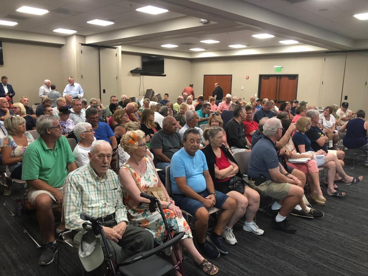Carolina Forest gets first look at potential Wizard golf course redevelopment