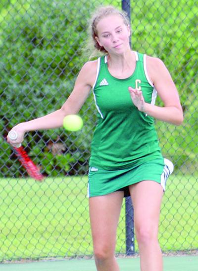 Conway's Victoria Smith chosen for all-star tennis competition