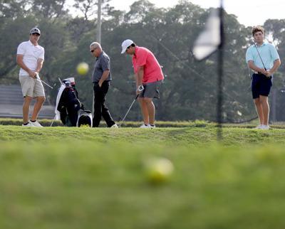 Seahawks golf