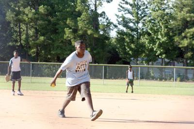 Community softball