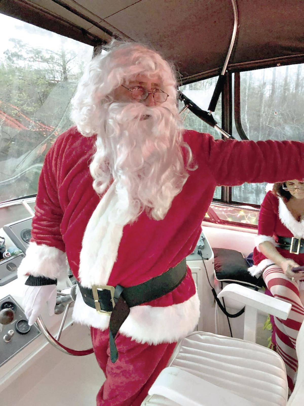 Regatta, Santa