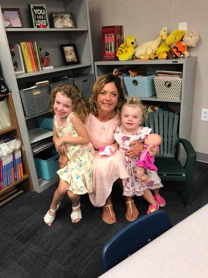 CFES teacher hurt in wreck
