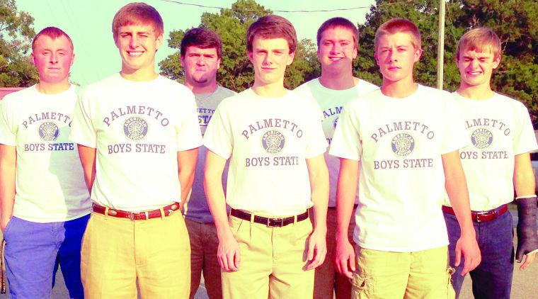 Aynor Legion Hosts Boys State Group Education Myhorrynews Com