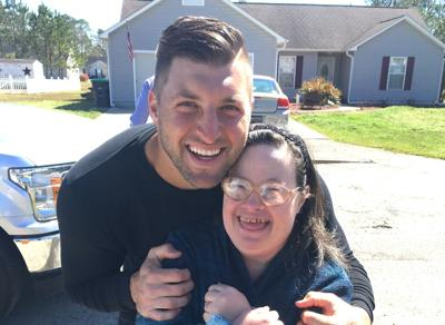 Tim Tebow Arsrescue Rooter Help Local Family News Myhorrynewscom